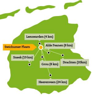 Kaartje Swichumer Pleats - Camping Leeuwarden
